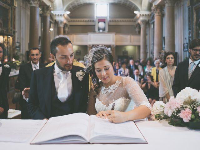 Il matrimonio di Mirco e Benedetta a Recanati, Macerata 8