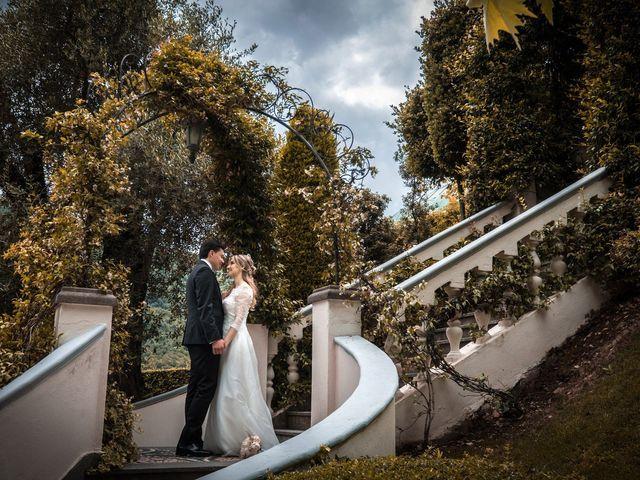 le nozze di MariaAntonia e Francesco