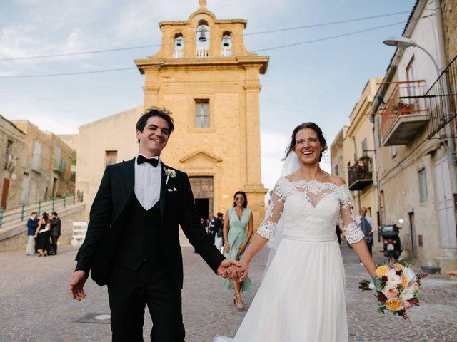 Il matrimonio di Calogero e Stefania a Agrigento, Agrigento 16
