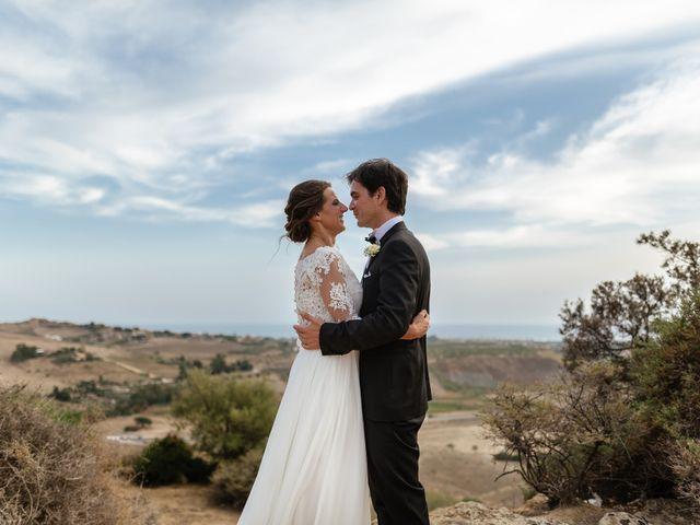 Il matrimonio di Calogero e Stefania a Agrigento, Agrigento 17