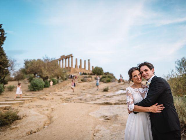 Il matrimonio di Calogero e Stefania a Agrigento, Agrigento 20