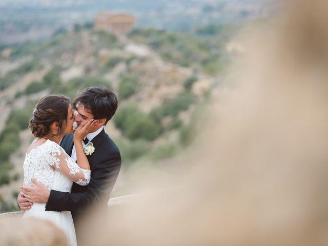Il matrimonio di Calogero e Stefania a Agrigento, Agrigento 21