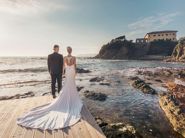 Il matrimonio di Giovanni e Ilaria a Livorno, Livorno 35