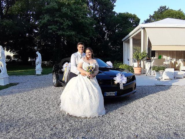 Il matrimonio di Andrea e Giorgia a Caerano di San Marco, Treviso 1