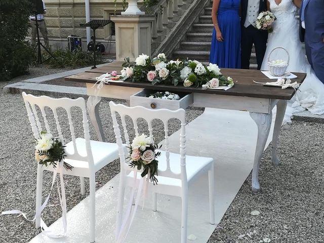 Il matrimonio di Matteo e Gloria a Casteggio, Pavia 1