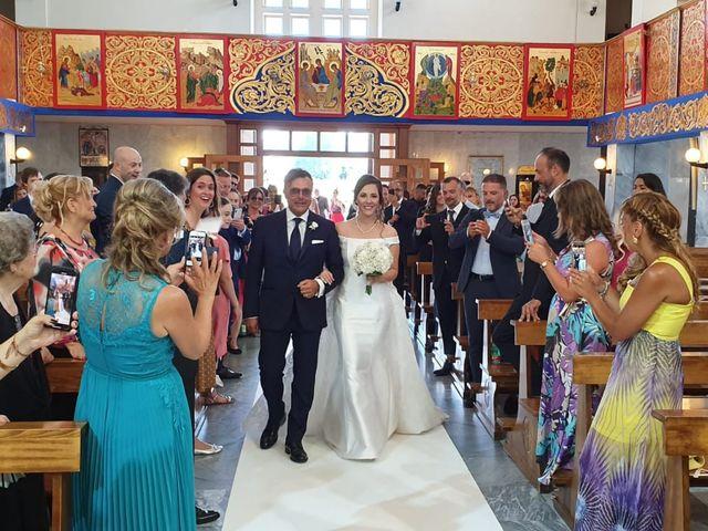 Il matrimonio di Alessandro e Carmen a Bacoli, Napoli 1