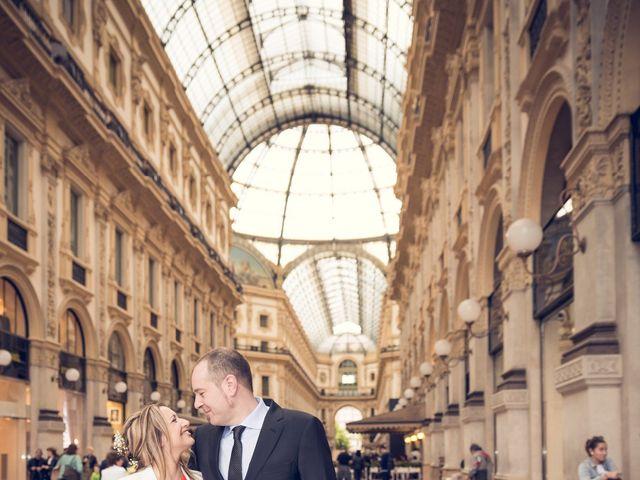 Il matrimonio di Giuseppe e Anna a Milano, Milano 7