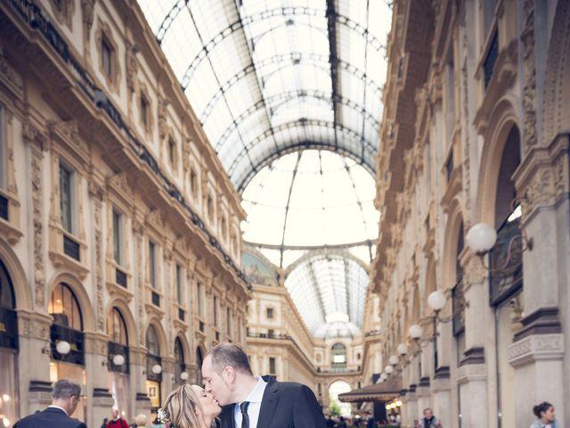 Il matrimonio di Giuseppe e Anna a Milano, Milano 8