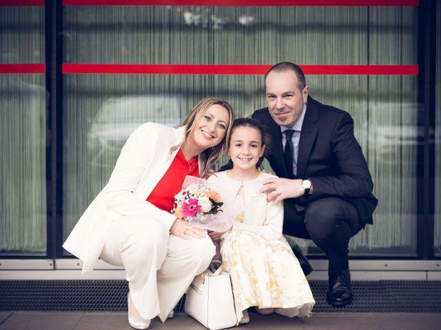 Il matrimonio di Giuseppe e Anna a Milano, Milano 9