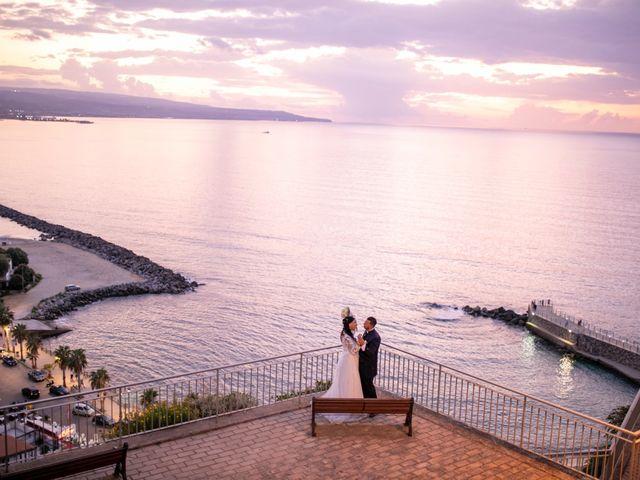 Il matrimonio di Daniele e Mona a Vibo Valentia, Vibo Valentia 12