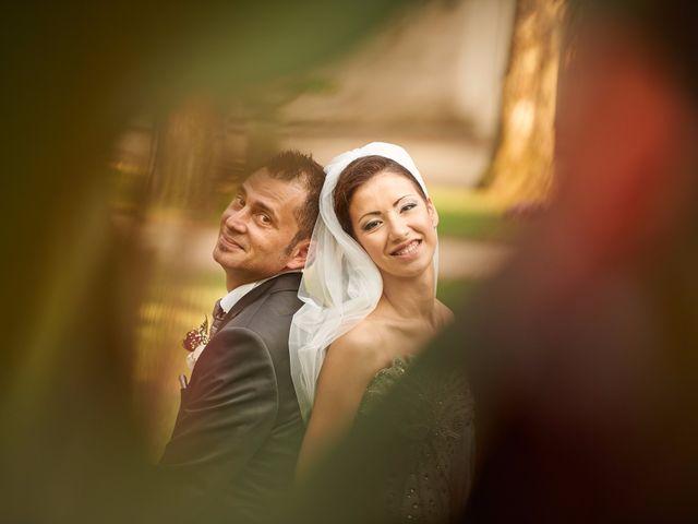 le nozze di Luana e Lorenzo