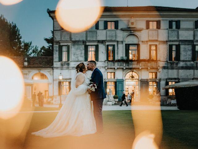 Le nozze di Luana e Massimo