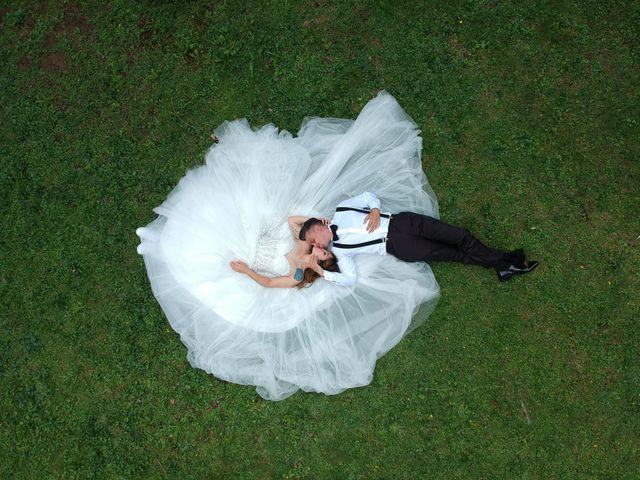 Le nozze di Luana e Nathan