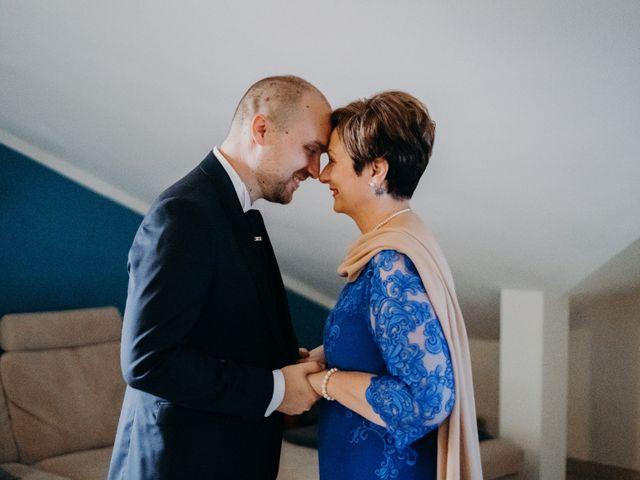 Il matrimonio di Silvia e Lorenzo a Poggio a Caiano, Prato 16