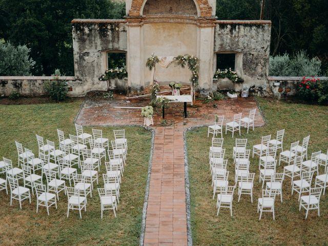 Il matrimonio di Silvia e Lorenzo a Poggio a Caiano, Prato 29