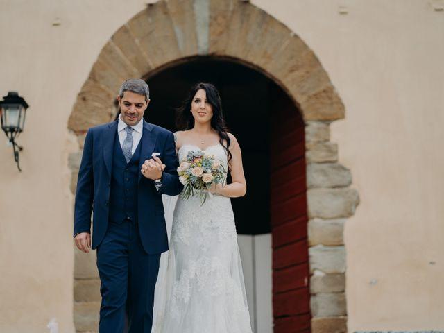 Il matrimonio di Silvia e Lorenzo a Poggio a Caiano, Prato 31