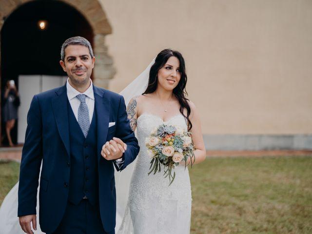 Il matrimonio di Silvia e Lorenzo a Poggio a Caiano, Prato 32
