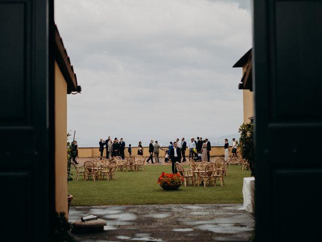 Il matrimonio di Silvia e Lorenzo a Poggio a Caiano, Prato 33