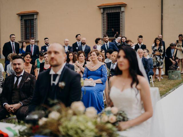 Il matrimonio di Silvia e Lorenzo a Poggio a Caiano, Prato 36