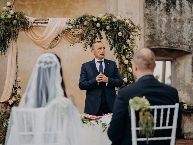 Il matrimonio di Silvia e Lorenzo a Poggio a Caiano, Prato 37
