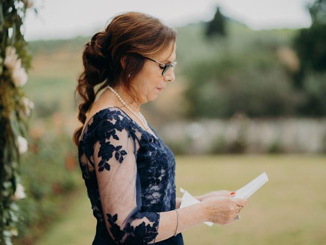 Il matrimonio di Silvia e Lorenzo a Poggio a Caiano, Prato 39