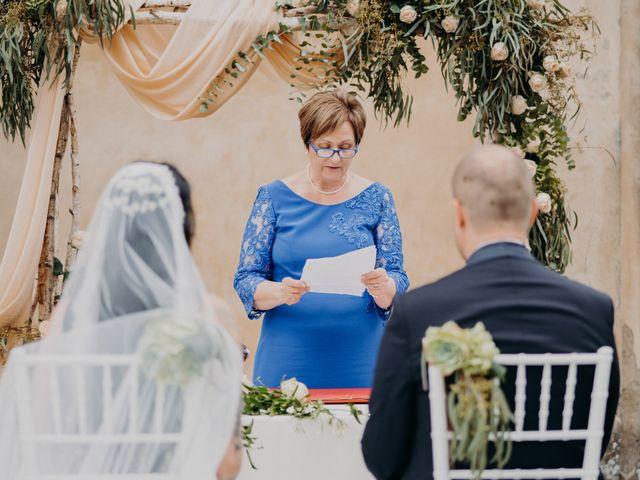 Il matrimonio di Silvia e Lorenzo a Poggio a Caiano, Prato 41