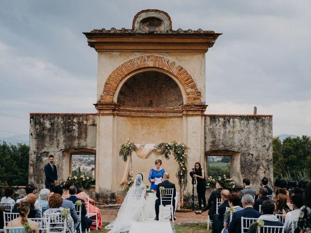 Il matrimonio di Silvia e Lorenzo a Poggio a Caiano, Prato 42
