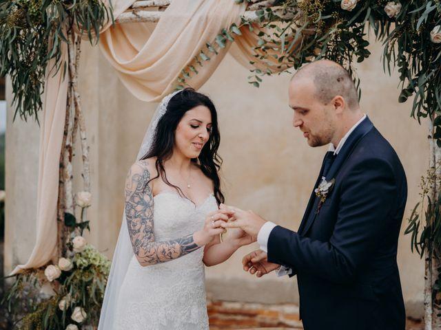 Il matrimonio di Silvia e Lorenzo a Poggio a Caiano, Prato 43