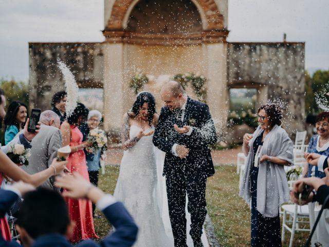 Il matrimonio di Silvia e Lorenzo a Poggio a Caiano, Prato 45