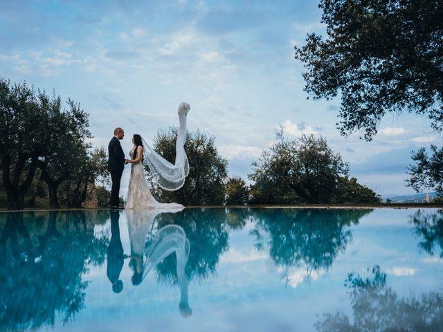 Il matrimonio di Silvia e Lorenzo a Poggio a Caiano, Prato 47