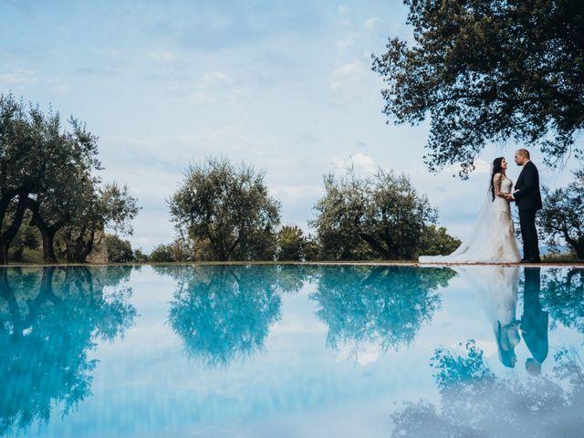 Il matrimonio di Silvia e Lorenzo a Poggio a Caiano, Prato 48