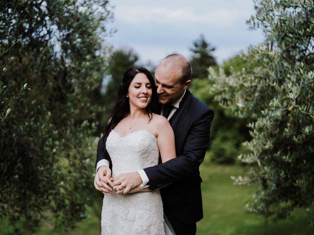 Il matrimonio di Silvia e Lorenzo a Poggio a Caiano, Prato 49