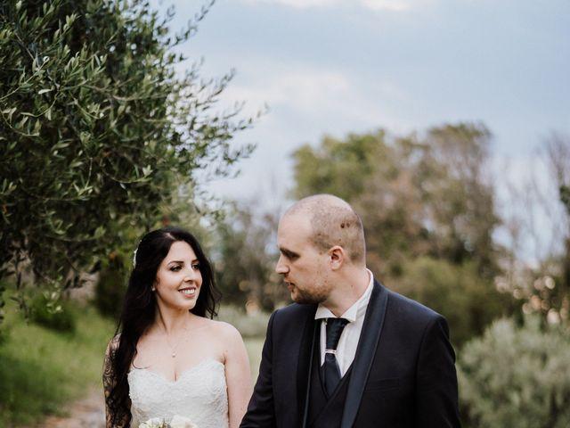 Il matrimonio di Silvia e Lorenzo a Poggio a Caiano, Prato 51