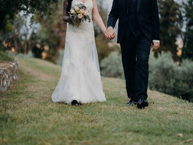 Il matrimonio di Silvia e Lorenzo a Poggio a Caiano, Prato 52