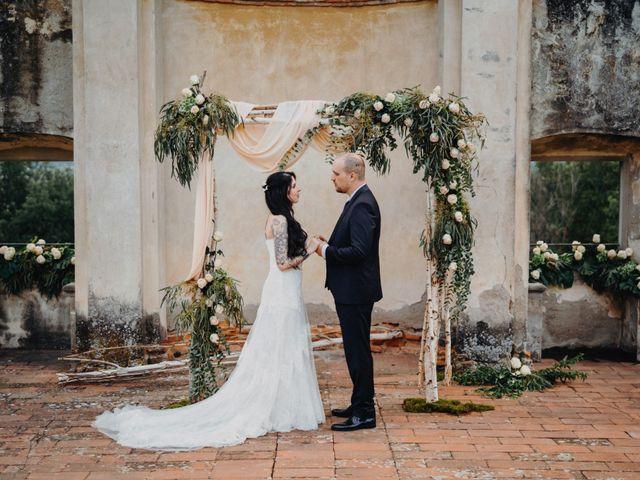 Il matrimonio di Silvia e Lorenzo a Poggio a Caiano, Prato 53