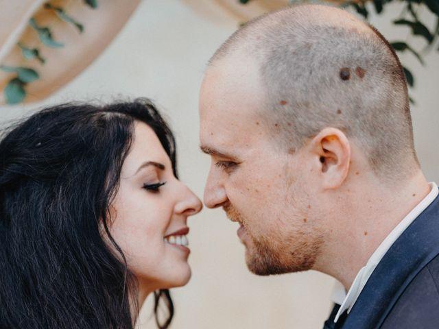 Il matrimonio di Silvia e Lorenzo a Poggio a Caiano, Prato 1