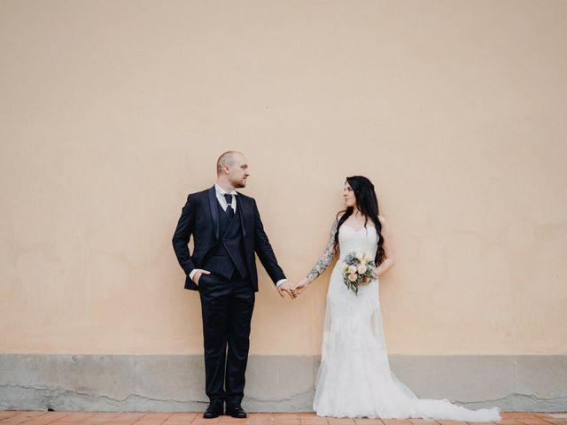Il matrimonio di Silvia e Lorenzo a Poggio a Caiano, Prato 54