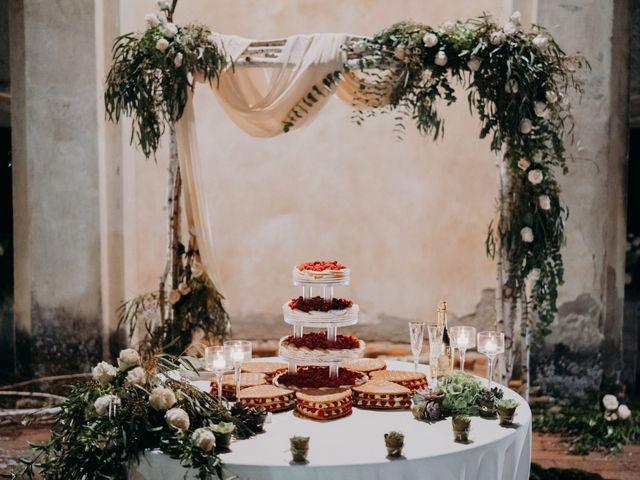 Il matrimonio di Silvia e Lorenzo a Poggio a Caiano, Prato 64