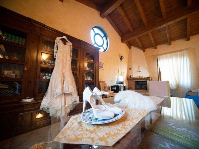 Il matrimonio di Gianluca e Gloria a Cadeo, Piacenza 3