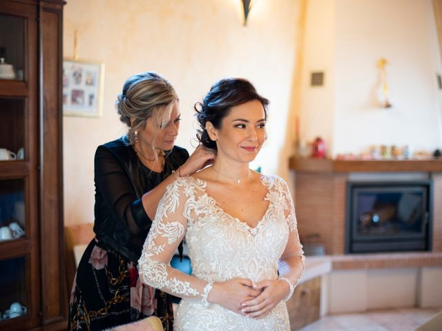 Il matrimonio di Gianluca e Gloria a Cadeo, Piacenza 11
