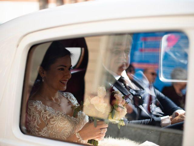 Il matrimonio di Gianluca e Gloria a Cadeo, Piacenza 15