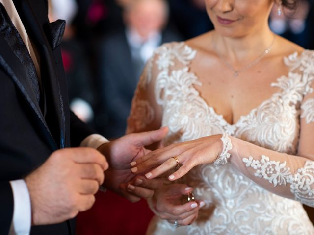 Il matrimonio di Gianluca e Gloria a Cadeo, Piacenza 16