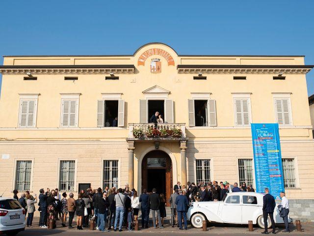 Il matrimonio di Gianluca e Gloria a Cadeo, Piacenza 19