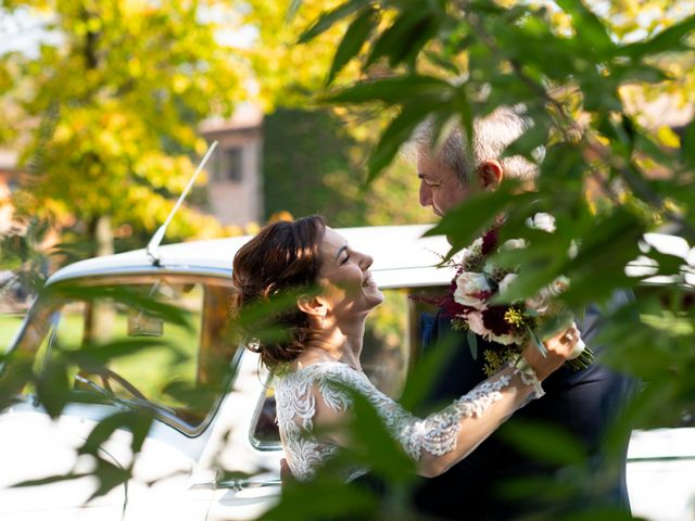Il matrimonio di Gianluca e Gloria a Cadeo, Piacenza 28