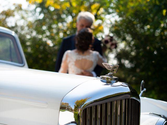 Il matrimonio di Gianluca e Gloria a Cadeo, Piacenza 29