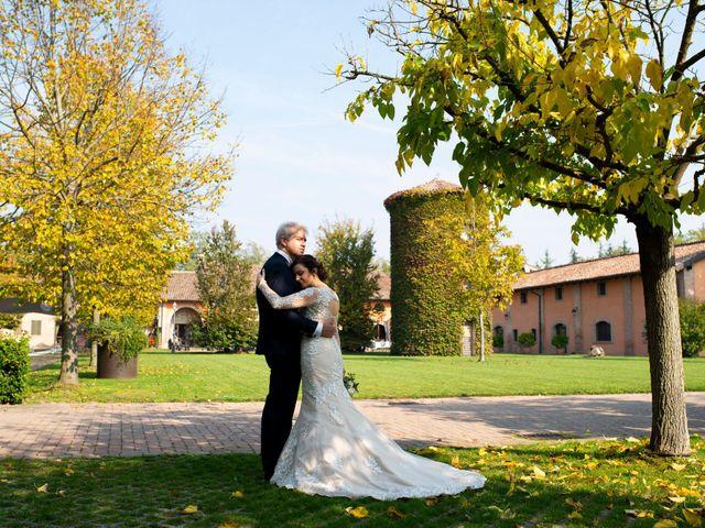 Il matrimonio di Gianluca e Gloria a Cadeo, Piacenza 31