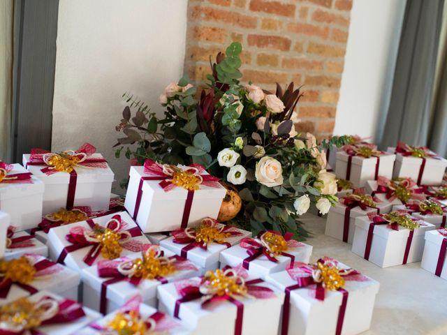 Il matrimonio di Gianluca e Gloria a Cadeo, Piacenza 35
