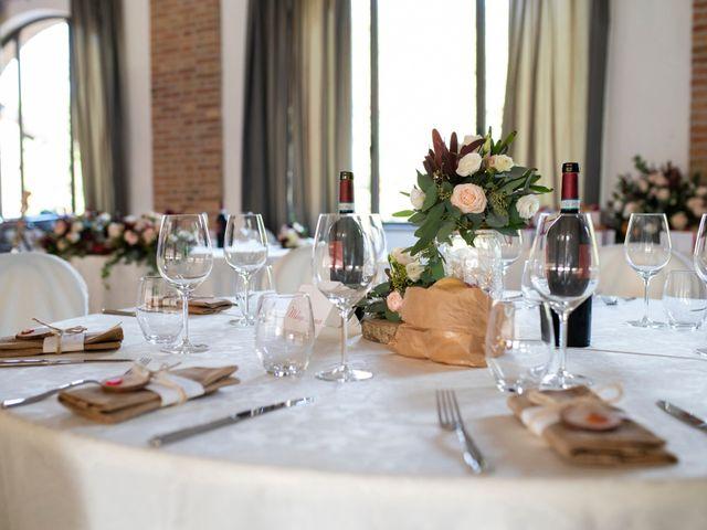 Il matrimonio di Gianluca e Gloria a Cadeo, Piacenza 36