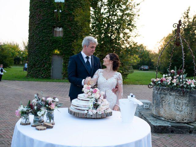 Il matrimonio di Gianluca e Gloria a Cadeo, Piacenza 50