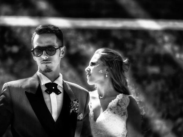 Le nozze di Giordano e Carla